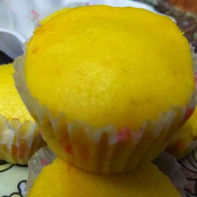 Photo of Lemon Cup Cake by Anita Dholakia at BetterButter