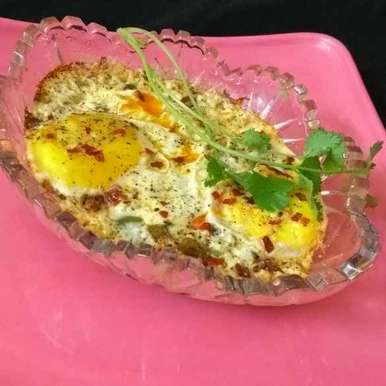 Photo of Baked egg by Anita Nandi at BetterButter