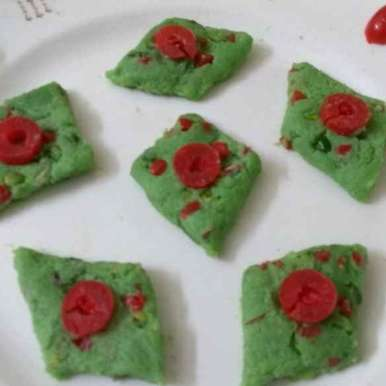 Photo of pointed gourd barfi by Anita Nandi at BetterButter
