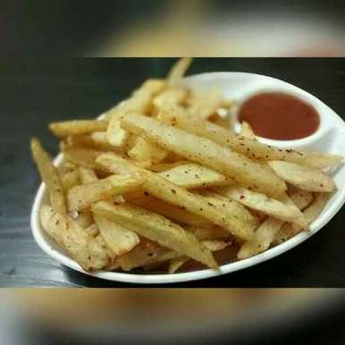 Photo of Crispy French Fries Recipe by Anita Parsoya at BetterButter