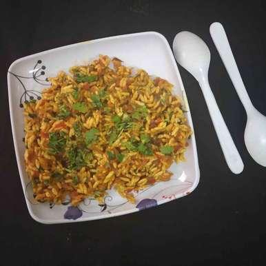 Photo of Puffed rice pulav by Anita Rajai at BetterButter