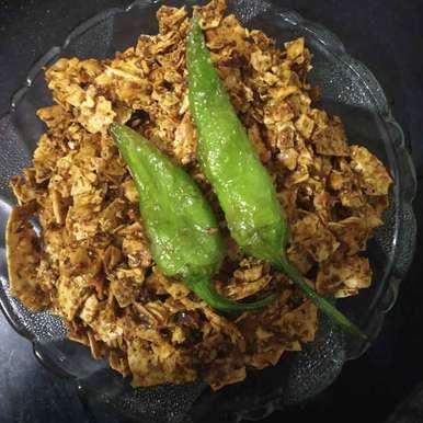 Photo of Crunchy papad by Anita Rajai at BetterButter