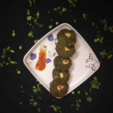 Photo of Green Veg Kabab by Anita Rajai at BetterButter