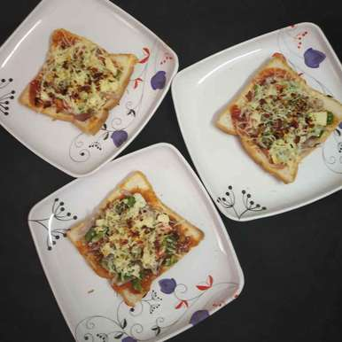 Photo of Pizza bread by Anita Rajai at BetterButter