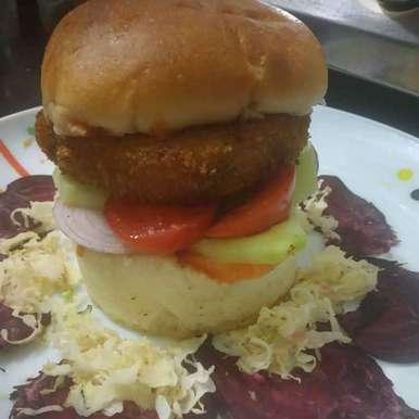 Photo of Burger by Anita Rajai at BetterButter