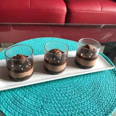 Photo of Nutella Cheese Cake by Anita Sarkar at BetterButter