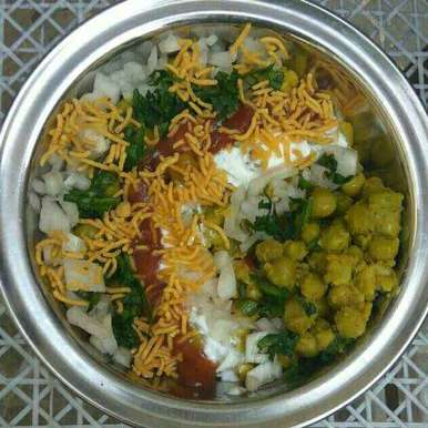 Photo of Dry Mutter chaat by anita uttam patel at BetterButter