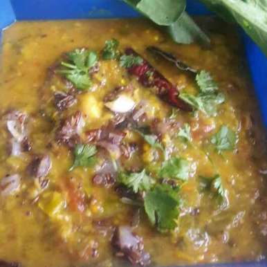 Photo of spinach dal  by Anitha Rani at BetterButter