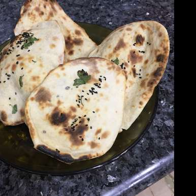 Photo of Naan by Anjali Gakhar at BetterButter