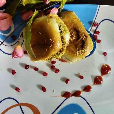 Photo of Beetroot Pesto Dabeli by Anjali Kataria at BetterButter