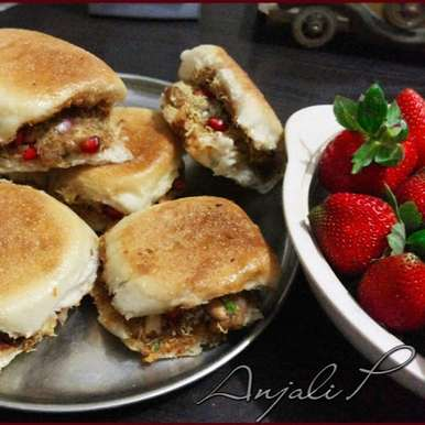 Photo of Dabeli by Anjali Purandare at BetterButter