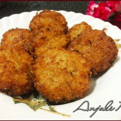 Photo of Rice Cutlets by Anjali Purandare at BetterButter