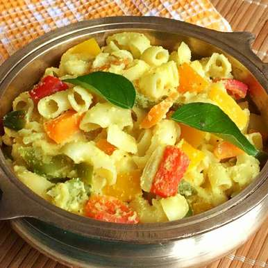 Photo of Pasta Avial !! by Anjali Suresh at BetterButter
