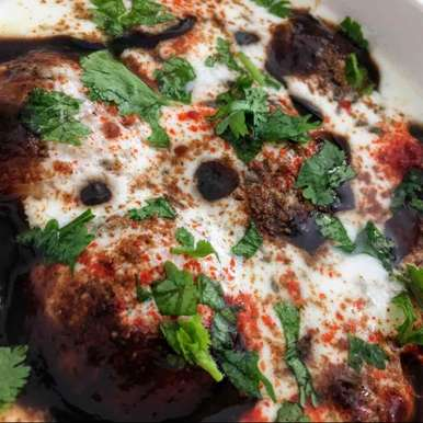 Photo of dahi vada by Anjali Valecha at BetterButter