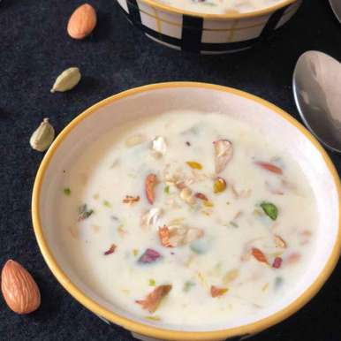 basundi recipe in Hindi,बासुंदी, Anjali Valecha