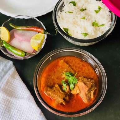Photo of mutton curry by Anjali Valecha at BetterButter