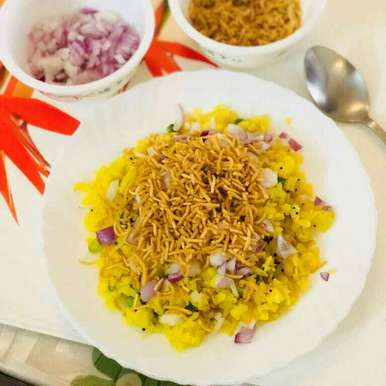 Photo of Poha by Anjali Valecha at BetterButter