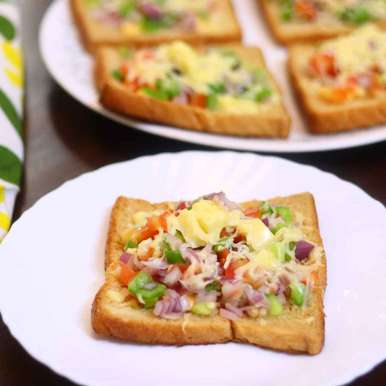 Photo of Cheese toast by Anjali Valecha at BetterButter