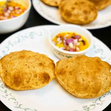 Photo of Poori with dal by Anjali Valecha at BetterButter