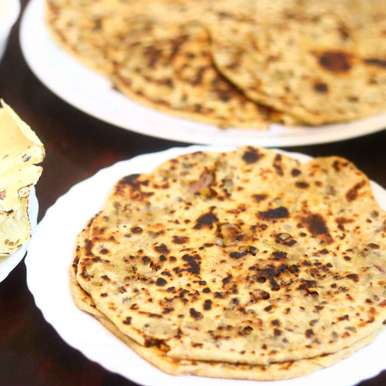 Photo of Dal parantha by Anjali Valecha at BetterButter