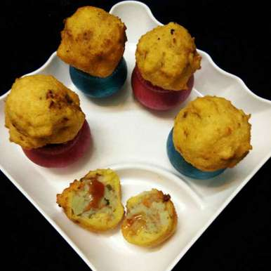 Paushtik sabziyo wala mung dal bonda recipe in Hindi,पौष्टिक सब्जियों वाला मूंग दाल बोंडा, Anjali sunayna Verma