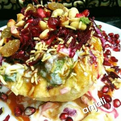 Shahi raj kachori (urad dal bvde wali) recipe in Hindi,शाही राज कचौरी ( उड़द दाल बड़े वाली ), Anjali sunayna Verma
