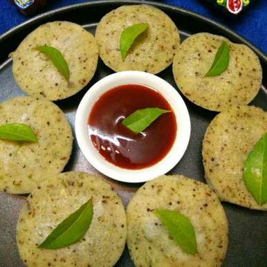 Photo of Healthy Sprouts Rava Idli by Anjali sunayna Verma at BetterButter