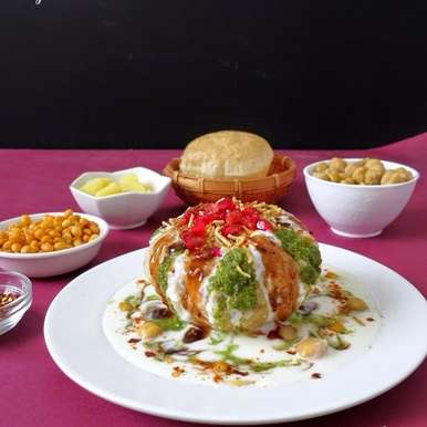 Photo of Raj Kachori by Anjana Chaturvedi at BetterButter