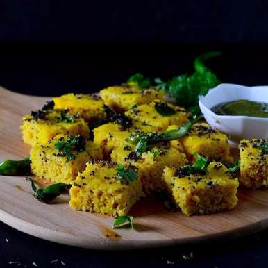 Photo of Chana Daal Dhokla, Vati Daal na Dhokla by Anjana Chaturvedi at BetterButter