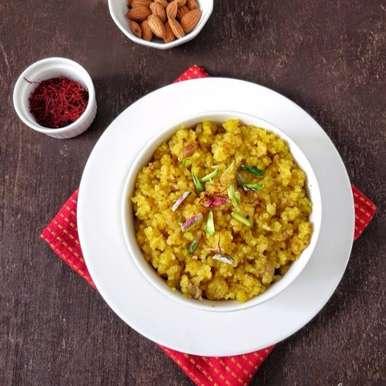 Photo of Laapsi /sweet Daliya by Anjana Chaturvedi at BetterButter