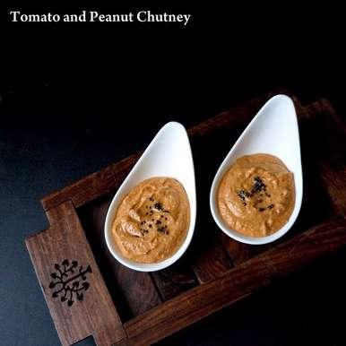 Photo of Peanut and Tomato chutney by Anjana Chaturvedi at BetterButter