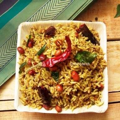 Photo of Miriyalu/Pepper Pulihora Recipe by Anjana Rao at BetterButter