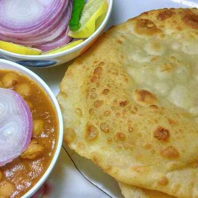 Photo of Chole Bhature by Anju Bhagnari at BetterButter