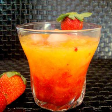 Photo of Fruity Fizzy Drink by Ankita Lunia at BetterButter