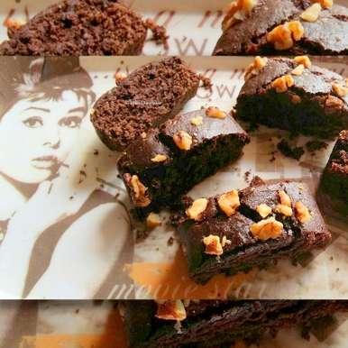 Photo of Chocolate Walnut Cake by Ankita Lunia at BetterButter