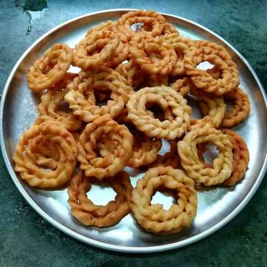Photo of Kai murukku by Annapoorani Ganesan at BetterButter