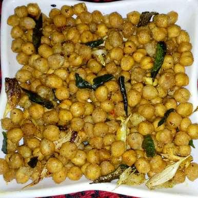 Photo of Chana kolliwada(chana fry) by మొహనకుమారి jinkala at BetterButter