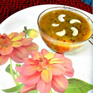 Photo of Moongdal ,sago kheer by మొహనకుమారి jinkala at BetterButter