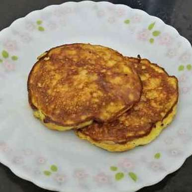 Photo of Easy pancake by antara basu de at BetterButter