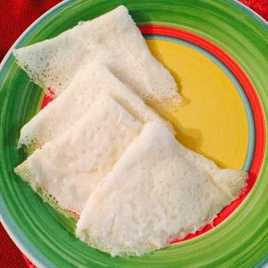 Photo of Neer Dosa( Karnataka cuisine) by Antara Navin at BetterButter