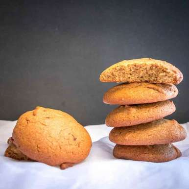 Photo of Easy And Healthy Whole Wheat Cookies by Antara Navin at BetterButter