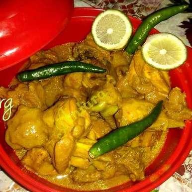 Photo of Lemon Chicken by Antara Chakraborty at BetterButter