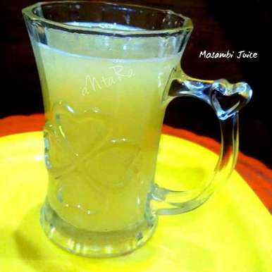 Photo of Cool Mosambi Juice by Antara Chakraborty at BetterButter