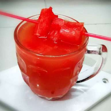 Photo of Watermelon Juice by Antara Chakraborty at BetterButter