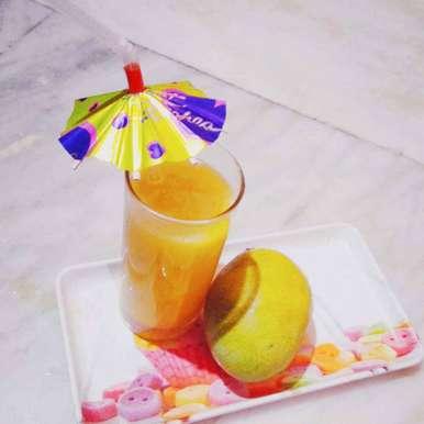 Photo of Mango fruity by Antara Chakraborty at BetterButter