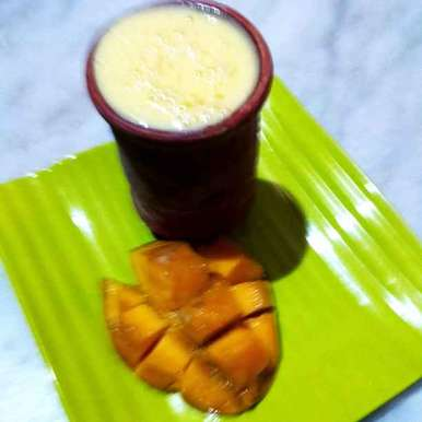 Photo of Mango Lassi by Antara Chakraborty at BetterButter