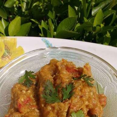 Photo of Baigan Ka Bharta by Anu Lahar at BetterButter