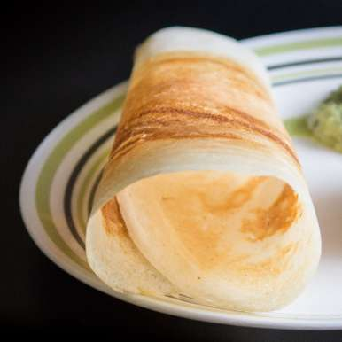 Photo of Restaurant Style Paper Dosa by Anupa Joseph at BetterButter