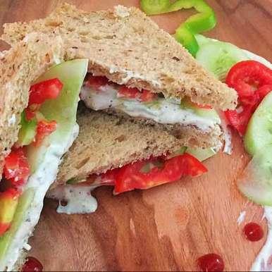 Summer Sandwich, How to make Summer Sandwich