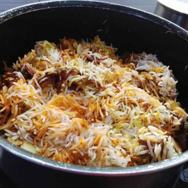 Photo of Kolkata style mutton biriyani by Aparna Das at BetterButter